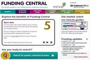 Funding Central Website (small)