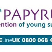 PAPYRUS Suicide Awareness Training – Tuesday 6th September 2016