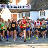 Volunteer for the Wolverhampton Marathon