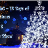 WVSC 12 Days of Christmas – Day 8 – 'Our Place…'