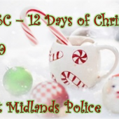 WVSC 12 Days of Christmas – Day 9 – West Midlands Police