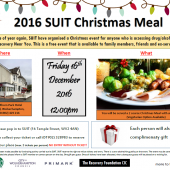 WVSC '12 Days of Christmas' – Day 2 – SUIT