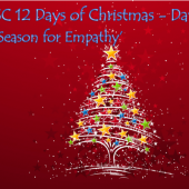 WVSC 12 Days of Christmas – Day 11 – 'The Season for Empathy'