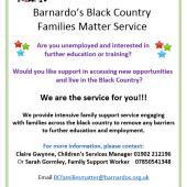 Barnardo's Black Country – Families Matter Service