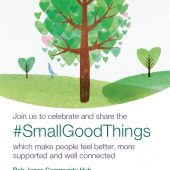 #SmallGoodThings Event