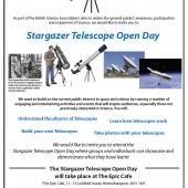 Stargazer Telescope Open Day