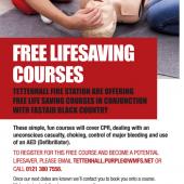 Free Lifesaving Courses