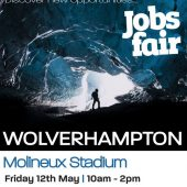 Wolverhampton Jobs Fair – Friday 12th May