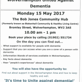 Wolverhampton United Against Dementia
