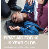 Red Cross – First Aid for 10 – 19 Year Olds