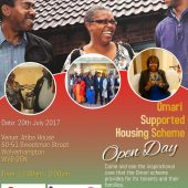 Omari Supported Housing Scheme – Open Day!