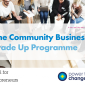 Community Business Trade Up Programme – Applications Now Open!