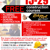Free Construction Courses