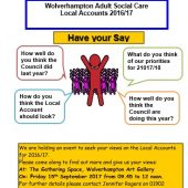 Have Your Say – Wolves Adult Social Care Local Accounts