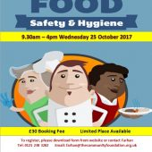 Food Safety & Hygiene/Safeguarding Children – Subsidised Level 2 Courses