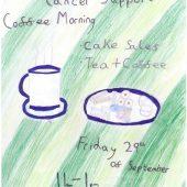 MacMillan Coffee Morning – Walsall