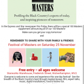 100 Masters  – Festival of Masters