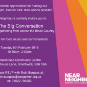 Near Neighbours – The Big Conversation