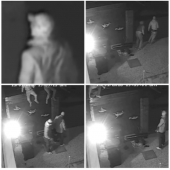 Community Safety: Police Issue Images of Wolves Burglary Suspects