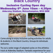 Wheels For All – Cycling Open Day