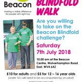 Beacon Blindfold Walk