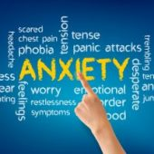 Working With Anxiety –  #MentalHealthAwarenessWeek