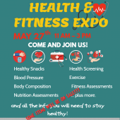 Pendeford 'Health & Fitness Expo' – 27th May