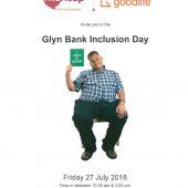 Glyn Bank Inclusion Day