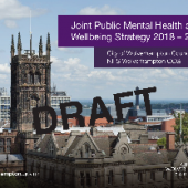 Draft Joint Public Mental Health & Wellbeing Strategy Consultation