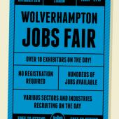 Wolverhampton Jobs Fair – 8th August
